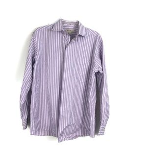 Tommy Bahama Men's Button Down Stripe Shirt BFK